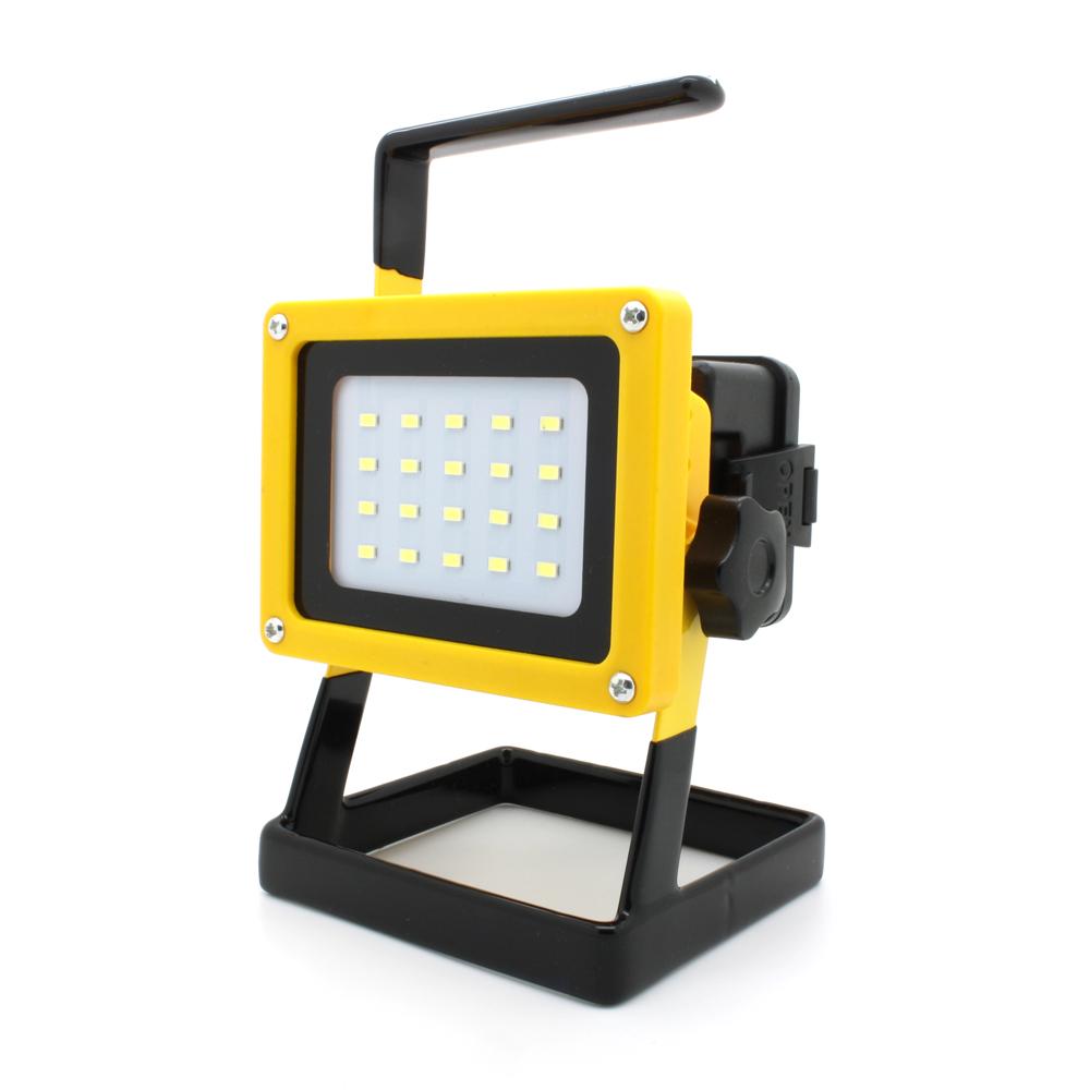 LED Akku Arbeitsleuchte Baustrahler Flutlicht