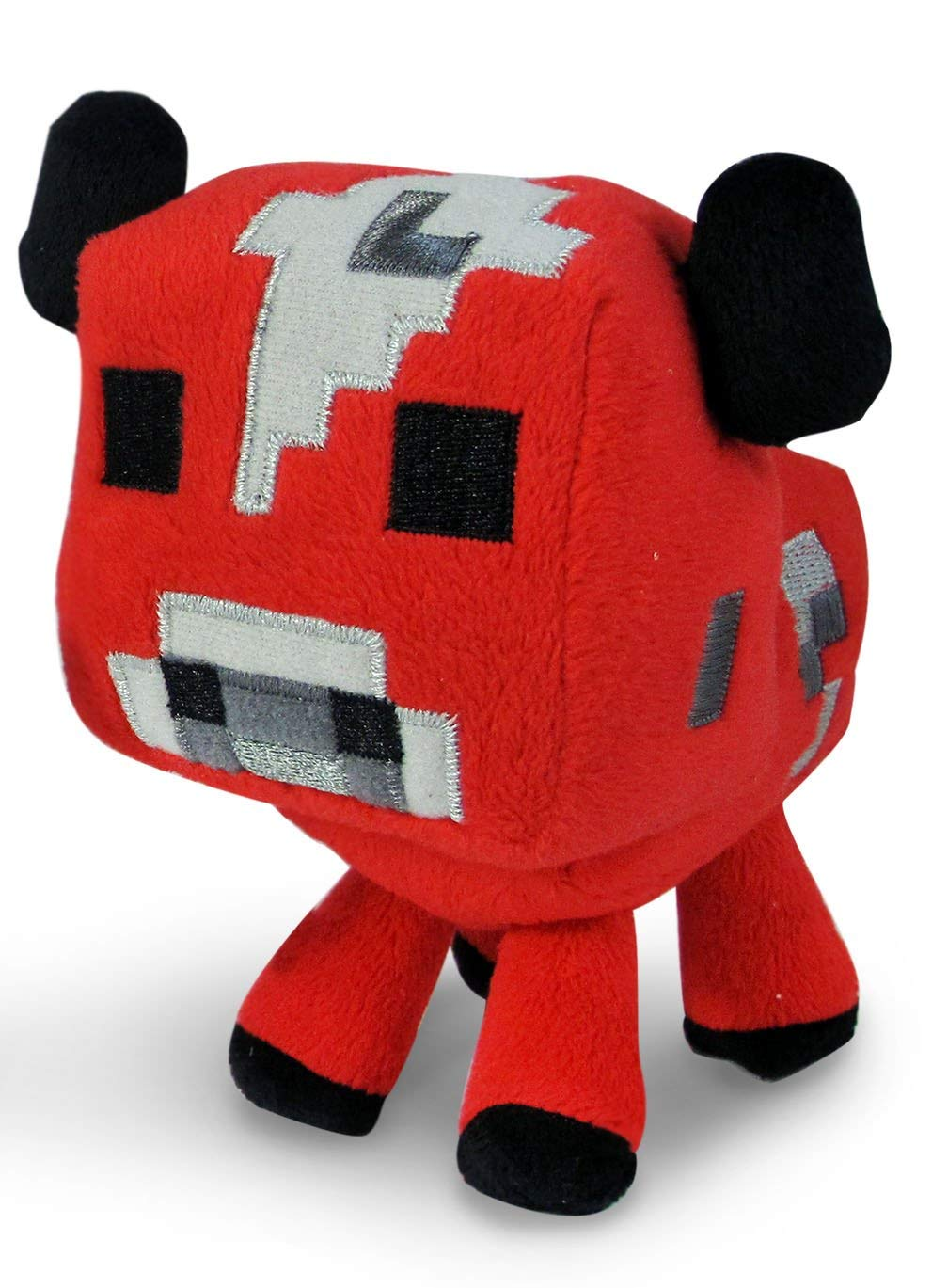 Original Minecraft - Plüsch Figur Stofftier 15-25 cm | Creeper Enderman usw. Baby Pilzkuh